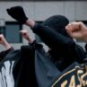 Antifa Protesters