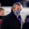 Ted Cruz Wearing Mask