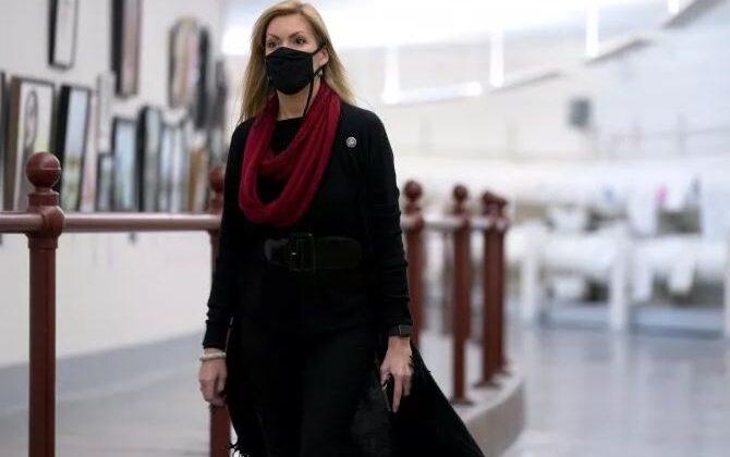 Congresswoman Beth Van Duyne
