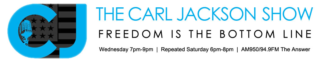 Carl Jackson Show and Blog
