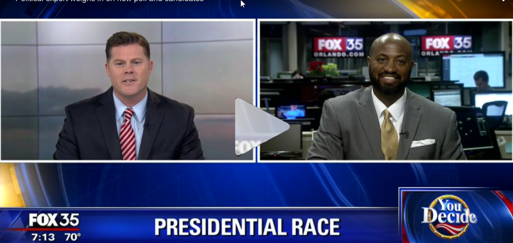 Carl Jackson, Political Expert, weighs in on new poll and candidates