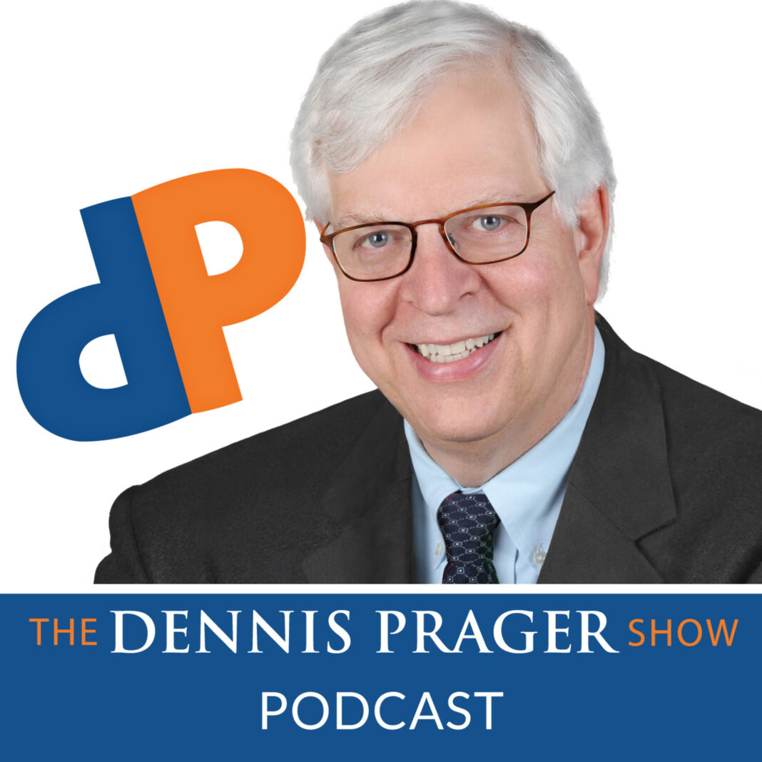 Guest Host on The Dennis Prager Show Podcast
