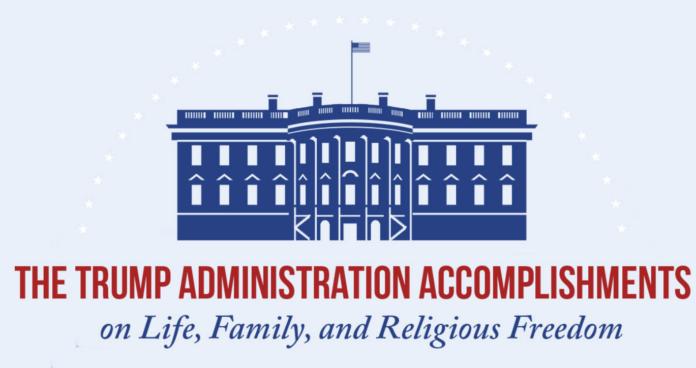Trump Accomplishments