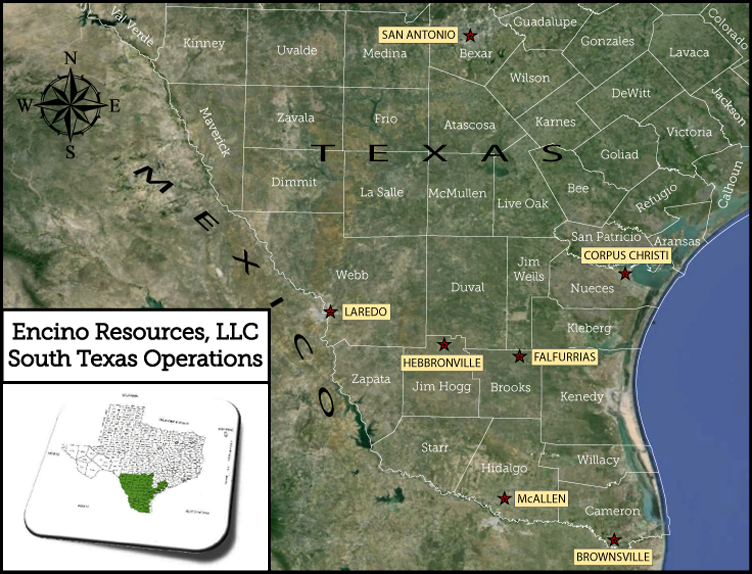 Encino South Texas Operations