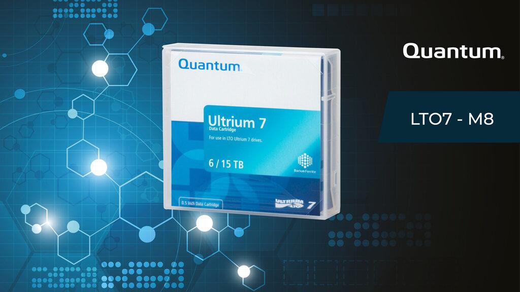 Quantum LTO M8
