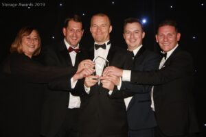Storage Awards Winners