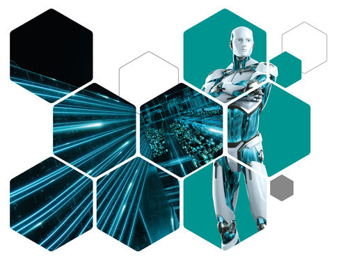 Eset About us Graphic