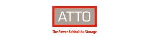 ATTO Header Page Logo