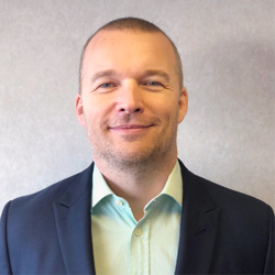 Ben Jackson Titan Data Solutions Managing Director with over 20 years industry experience within the Data storage and cybersecurity services sector
