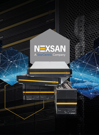 Nexsan Home Page Blog