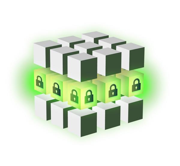 Blocky Icon