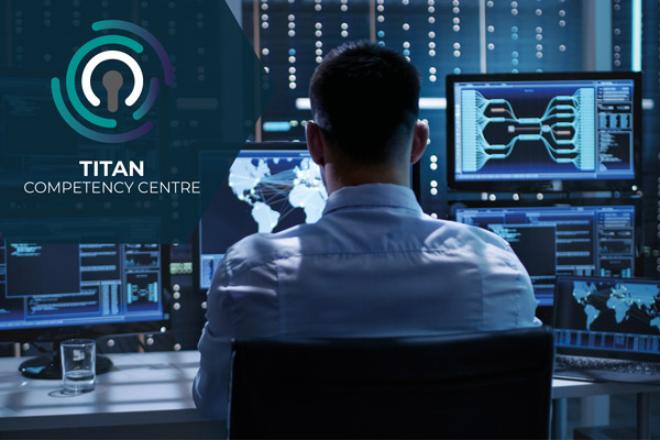 The Titan Cybersecurity Centre simplifies packaged for Resellers