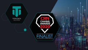 Titan Data solutions are again delighted to be a finalist in the Storage Distributor of the Year category at CRN