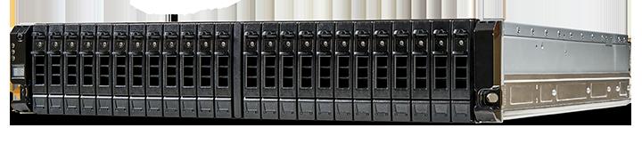 Seagate 2U24 system Data Storage