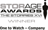 """Titan Data Solutions win the """"One to Watch"""" award at this years Storage awards ceremony"""