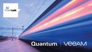 Faster Backups with Quantum and Veeam