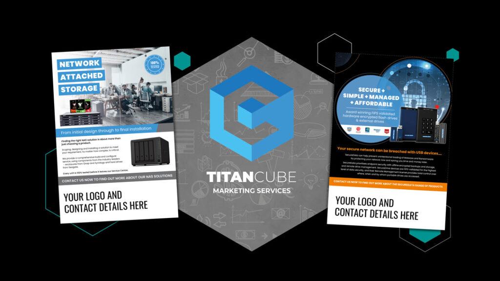 Titan Cube Marketing
