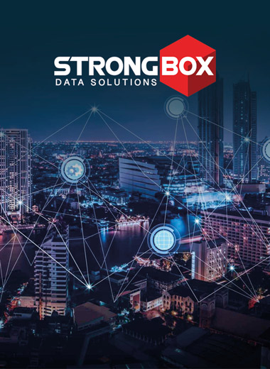 StrongBox Data Announces Distribution Agreement with Titan Data Solutions
