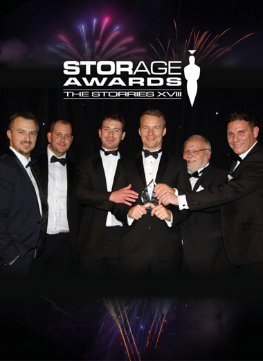 Storage Awards 2021 - Titan Data Solutions wins the STorage Distributor of the Year Award