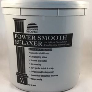 Straight Request – Power Smooth Relaxer | 4 lbs
