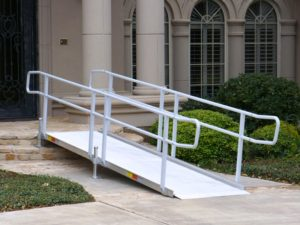 EZ Access Pathway Ramp for Home or Office