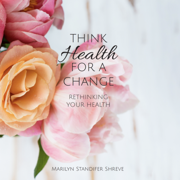 Think Health For A Change book cover image