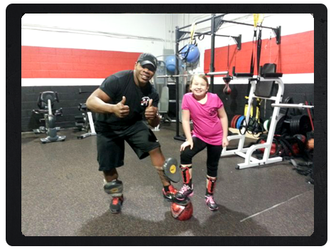 Special Needs Fitness Program Novi