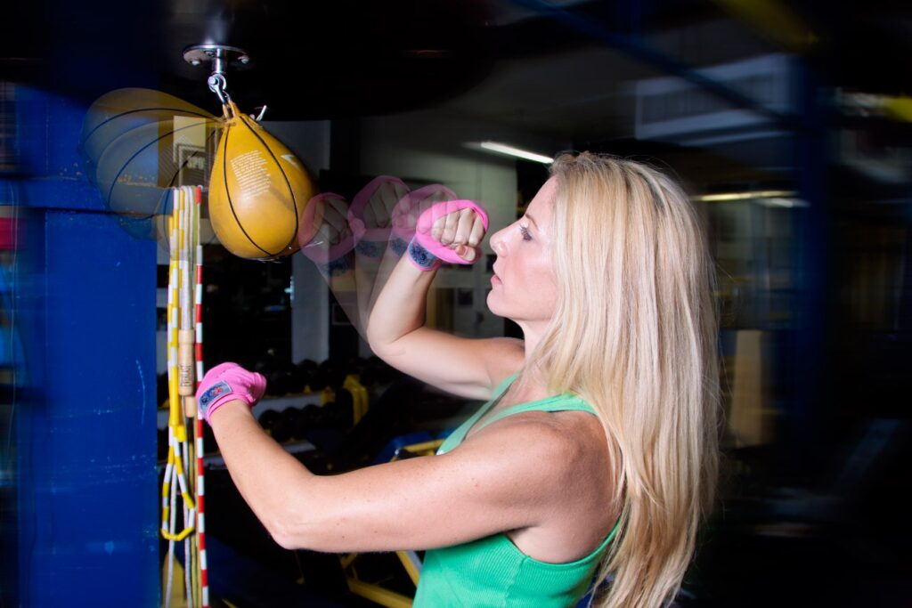 ARTICLE ABOUT SOUTH BEACH BOXING