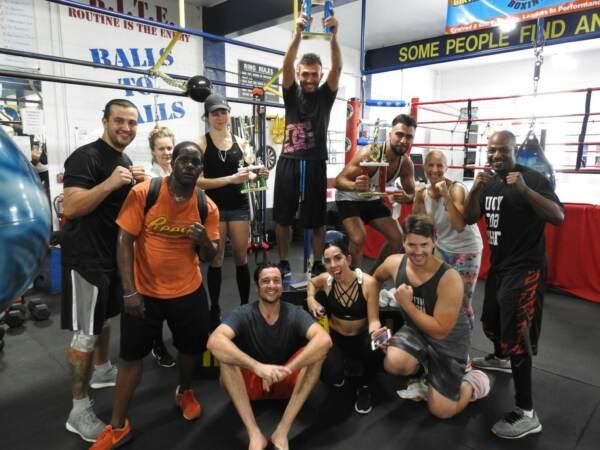 SBB BOXING FITTEST