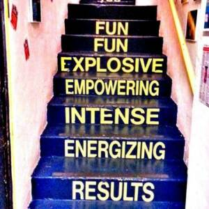 5 Reasons Why You Should Take The Stairs