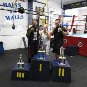 SOUTH BEACH BOXING FITTEST 2017