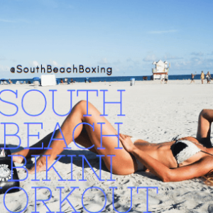 Bikini Body Workout in South Beach