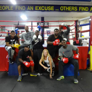 A Top-Quality Miami Beach Boxing Gym