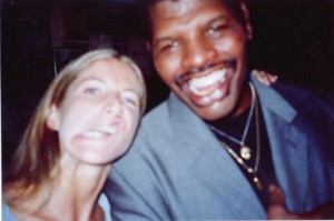Jolie Glassman & Leon Spinks