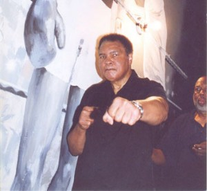 Muhammad Ali at South Beach Boxing