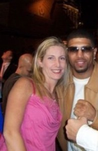"Ronald ""Winky"" Wright & Jolie Glassman"