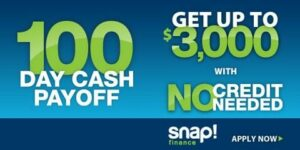 Snap Finance For Transmission & Auto Repair Loans
