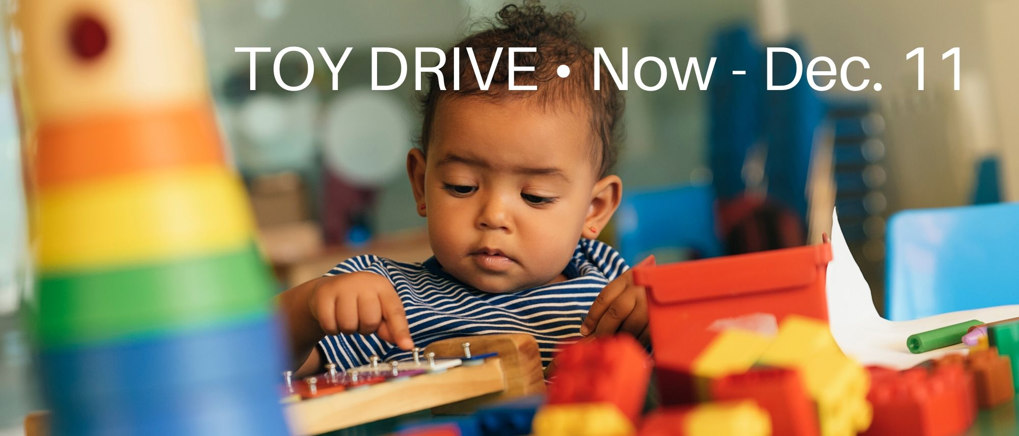 Toy Drive Website