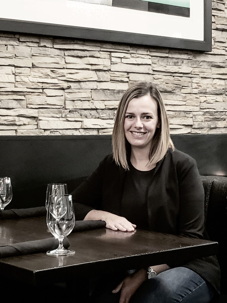 Emily Nicholson, Operations Manager & Event Catering
