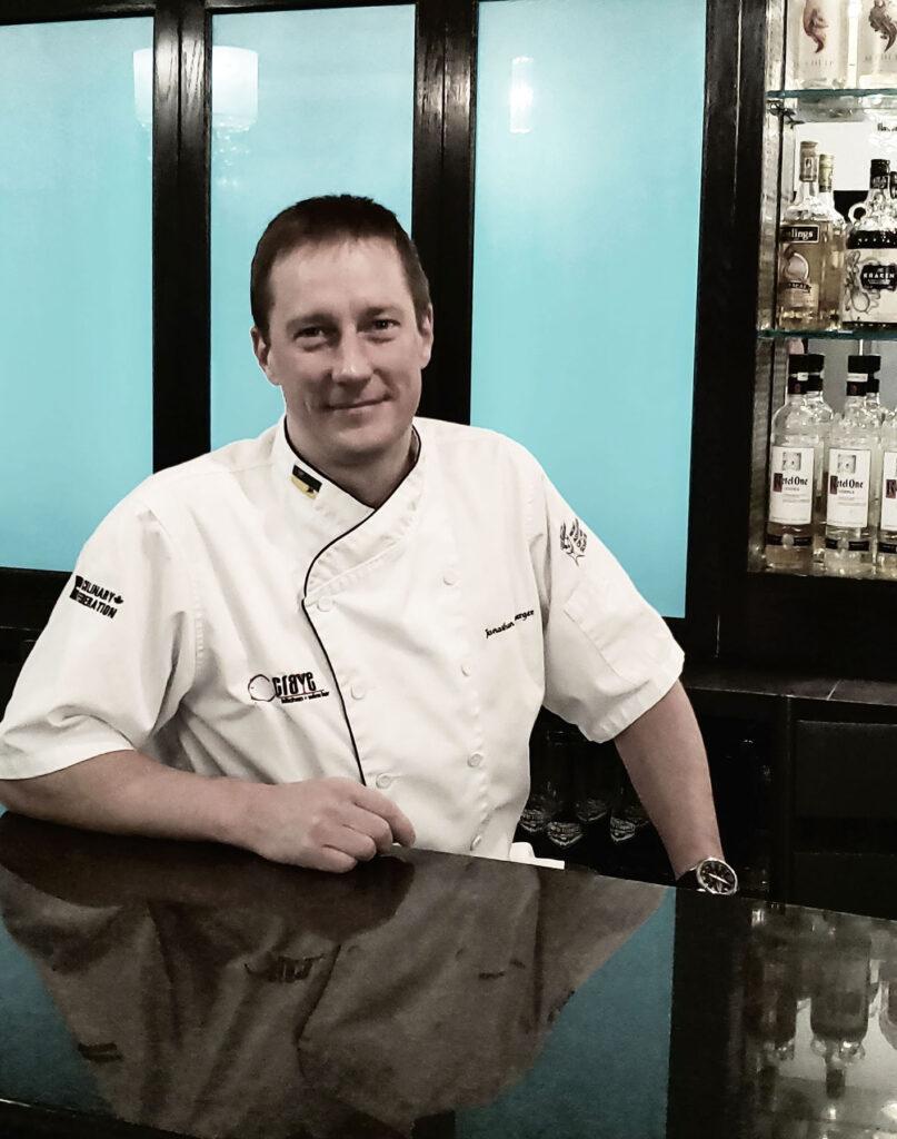 Image of Jonathan Thauberger Managing Partner & Executive Chef