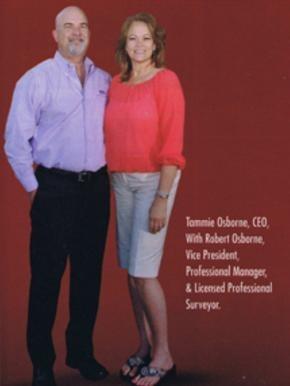 Tammie and Robert Osborne