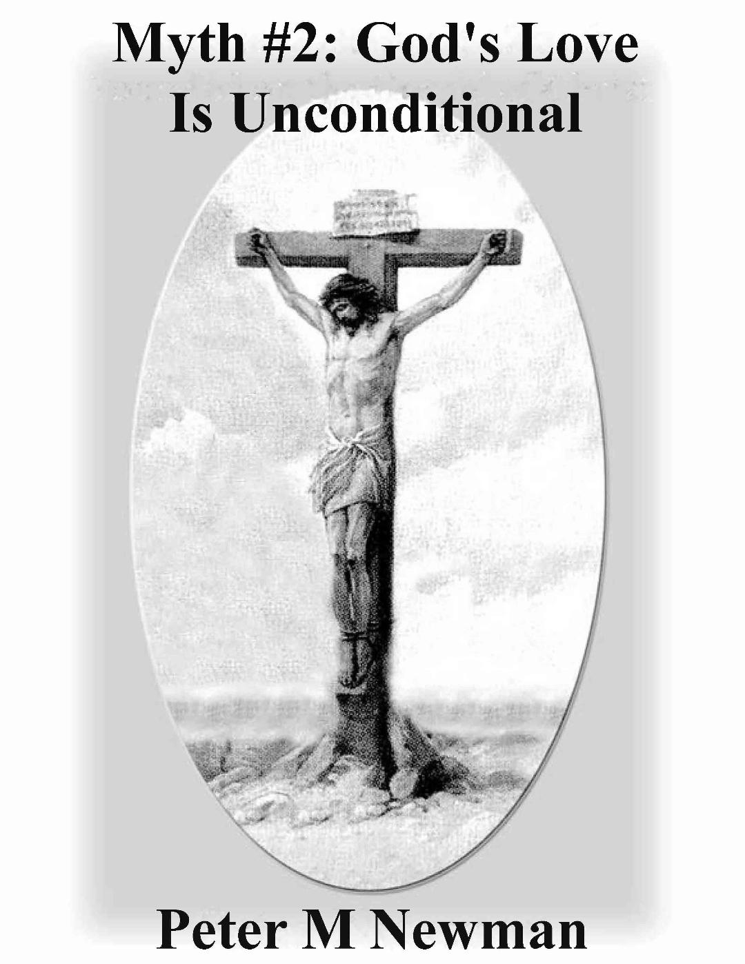 God's Love Is Unconditional – Myth #2
