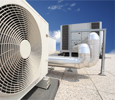 Commercial Heating and Cooling done by Grant Mechanical Traverse City Michigan