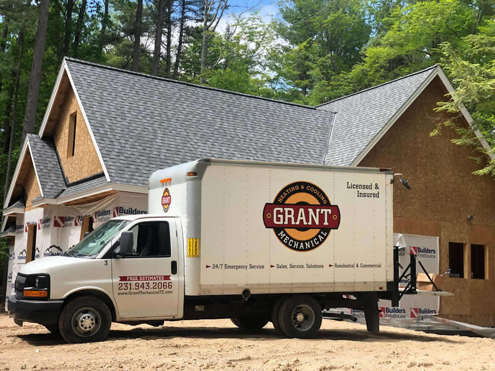 Grant Mechanical Traverse City Michigan Heating and Cooling Ventilation