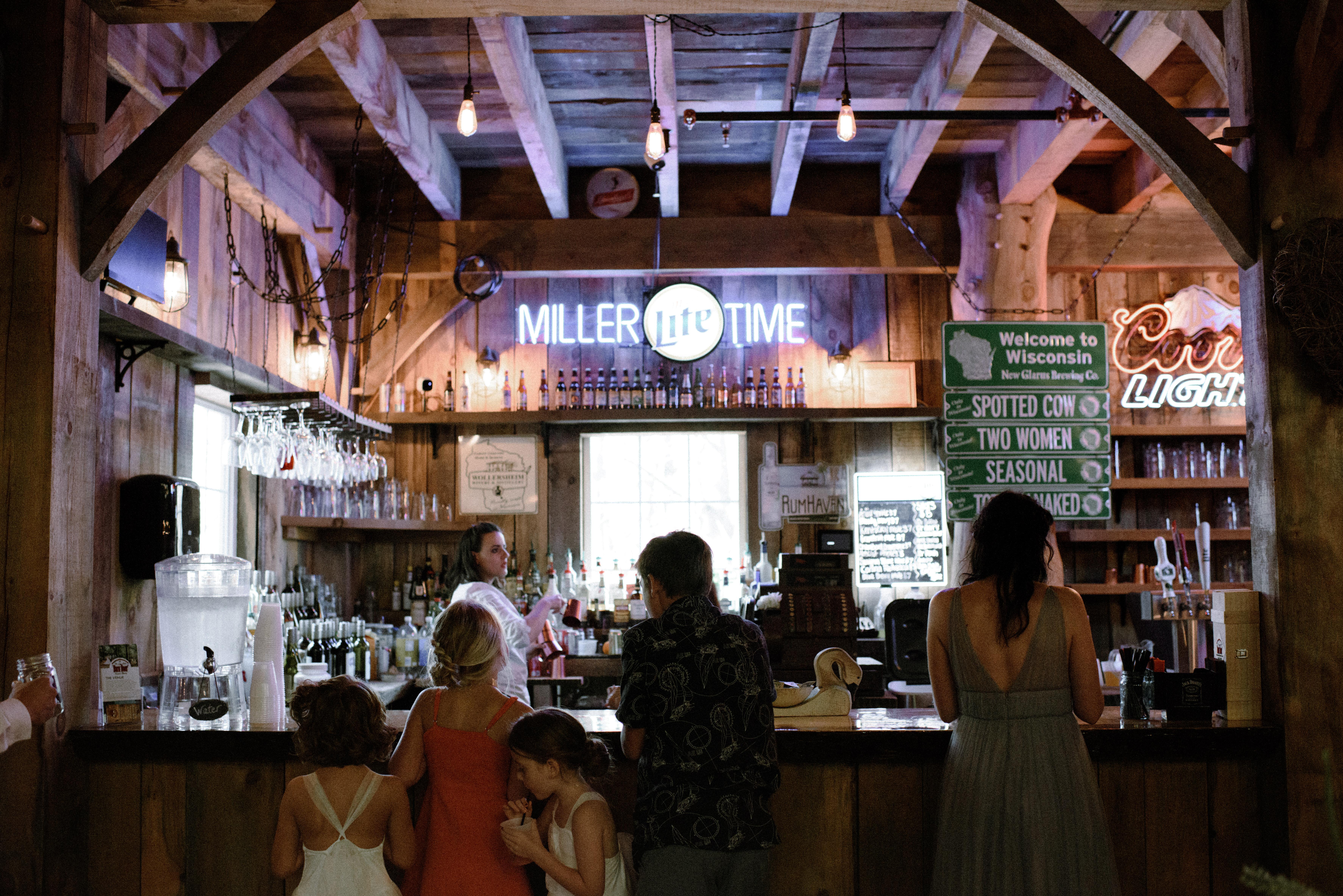 Liquor Licensing & Barn Wedding Venues