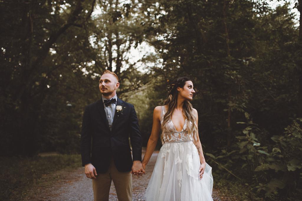 Nontraditional Wedding Trends