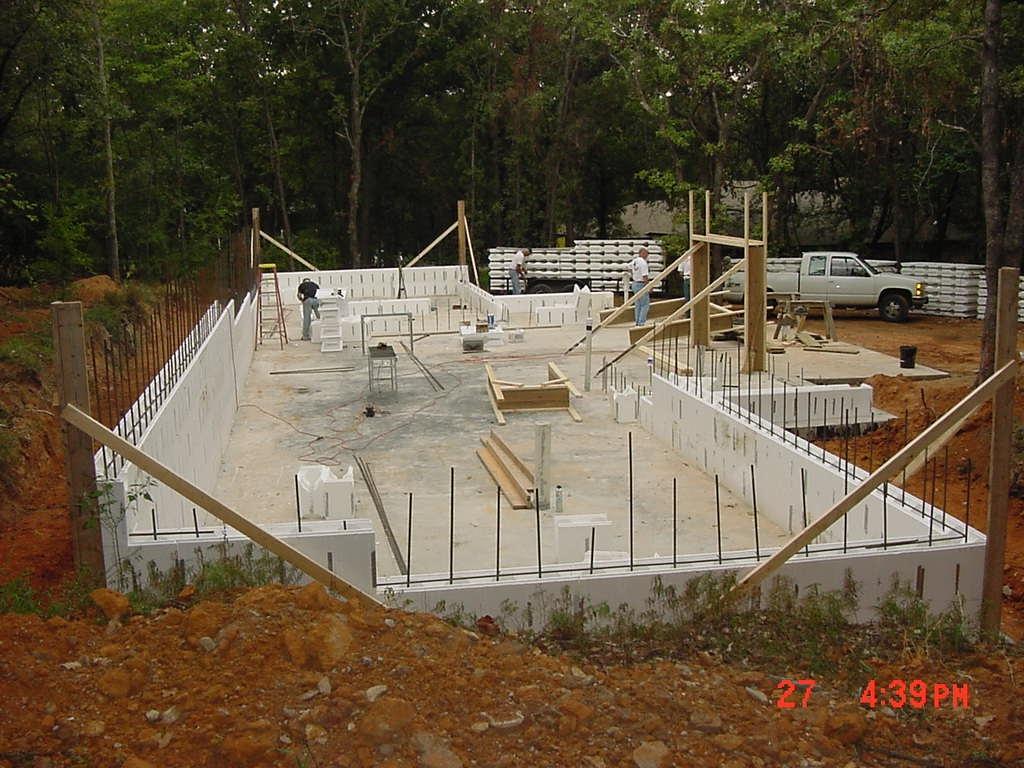 new build ICF