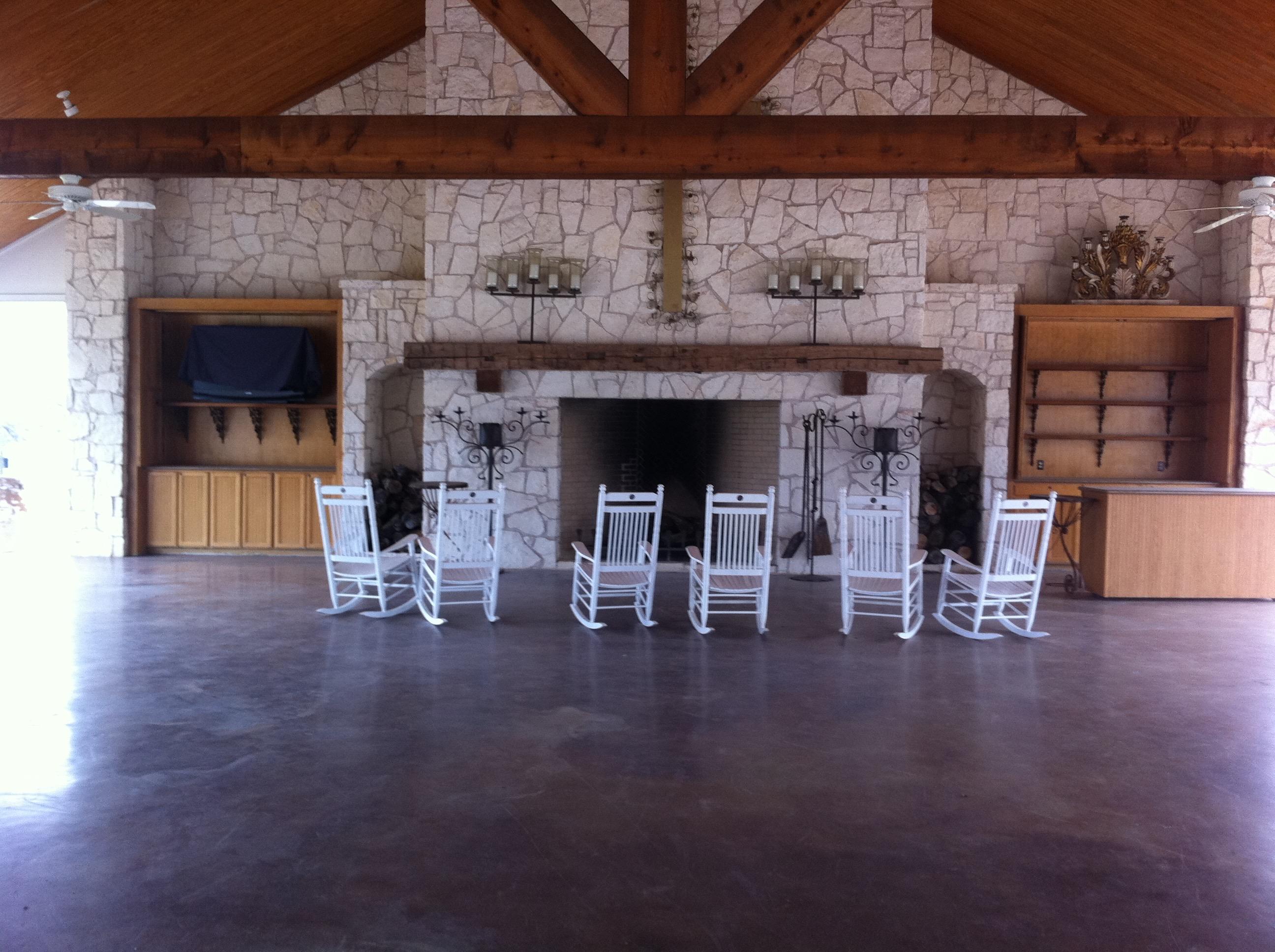 wedding venue new build