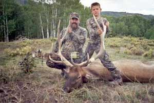 Colorado deer hunting