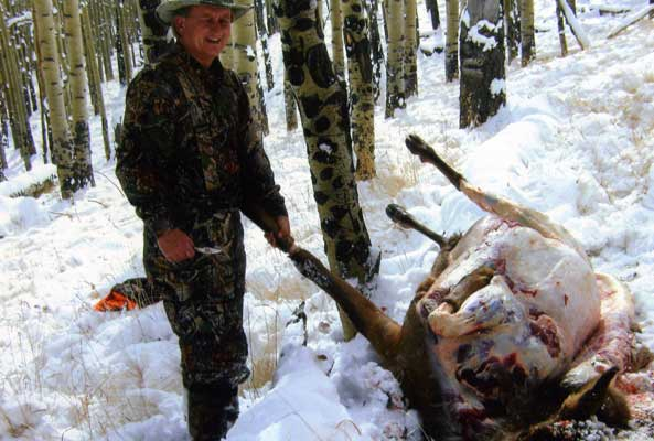 Hunt in Colorado